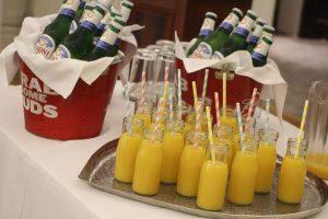buffet boissons mariage