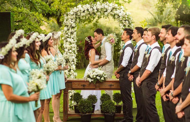 mariage décoration champêtre