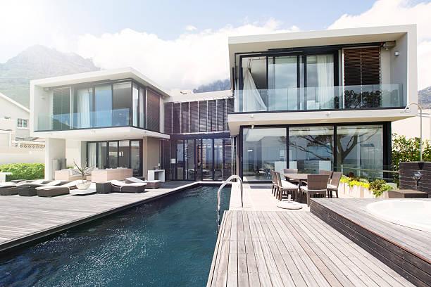 Villa contemporaine pour organiser un mariage de luxe