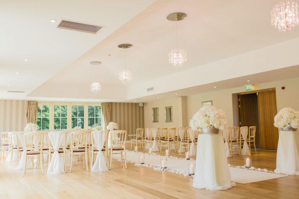 Hall de mariés